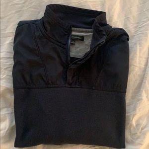 Men's Banana Republic thermal pullover size L